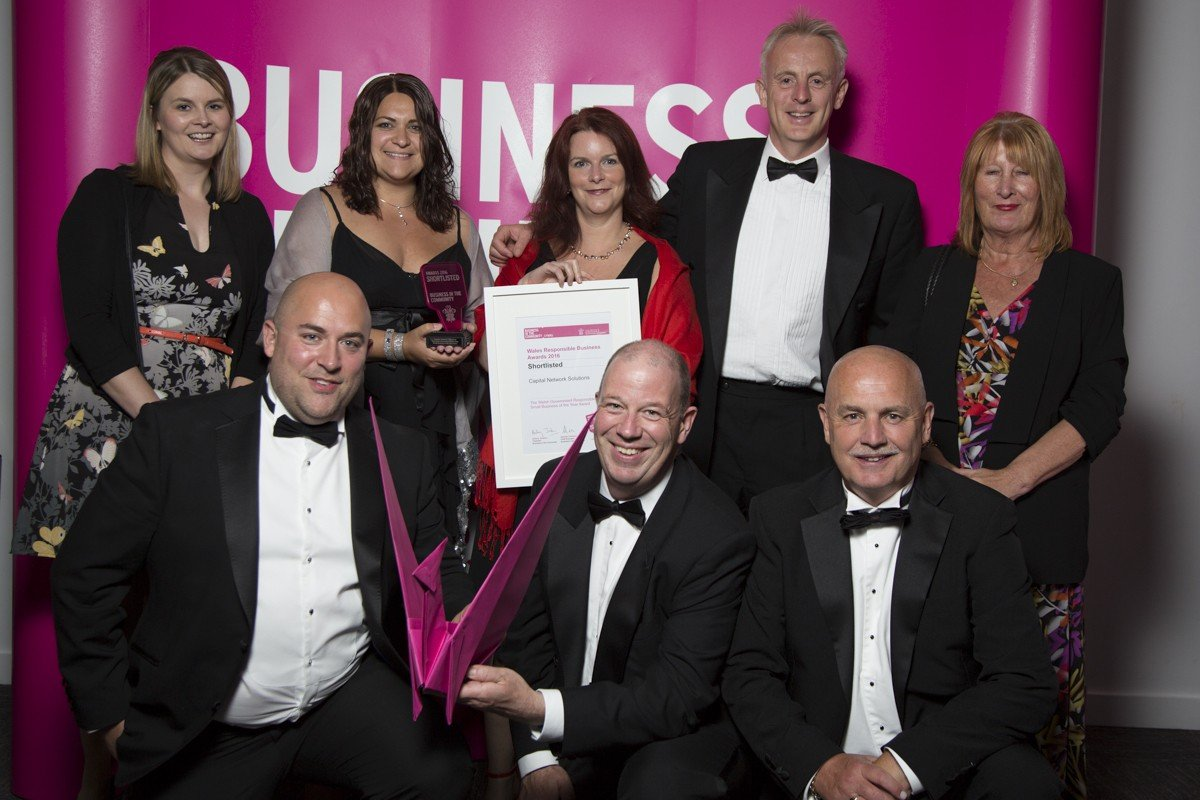 Shortlisted for BITC Responsible Business Award 2016